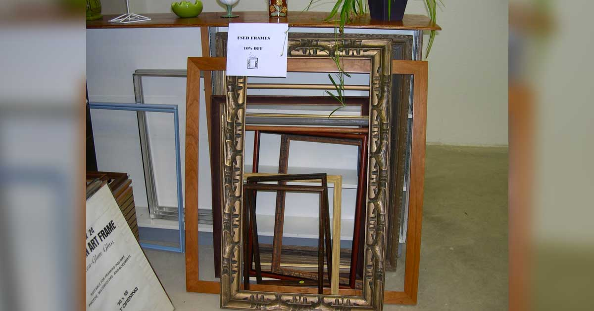 Picture Frame Arts And Crafts