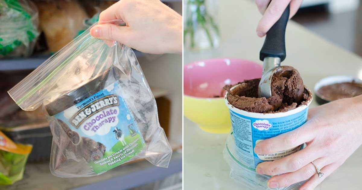 5 brilliant things you didnt know you can do with ziplock bags life hacks ccuart Gallery