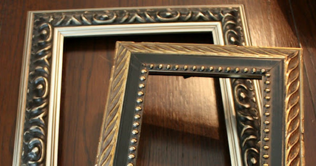 15 Ways To Repurpose Old Picture Frames