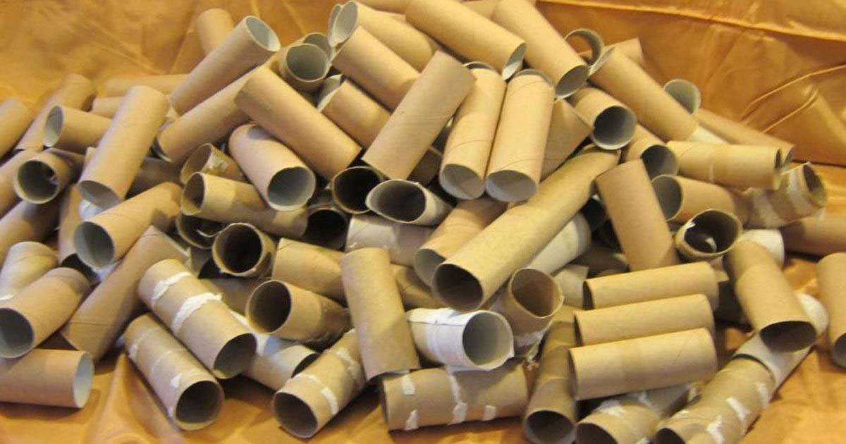 11 Nifty Ways To Reuse Toilet Paper Rolls